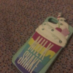 l need money it's a iphone 8 case from claire's